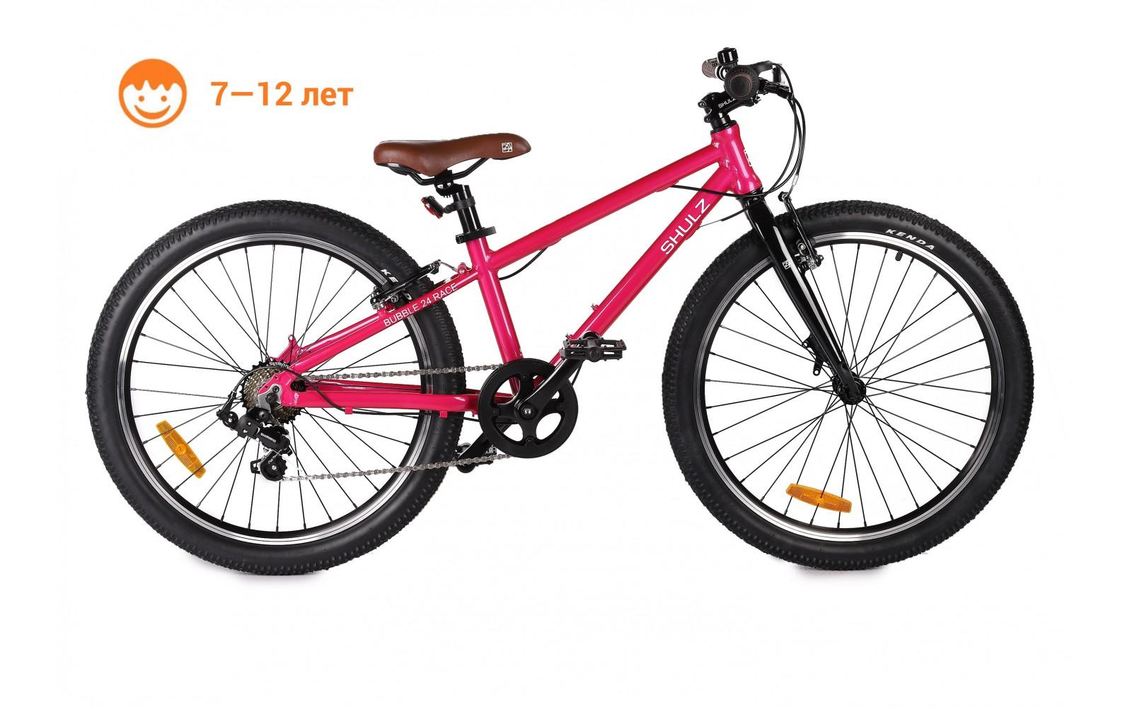 Детский велосипед Shulz Bubble 24 Race