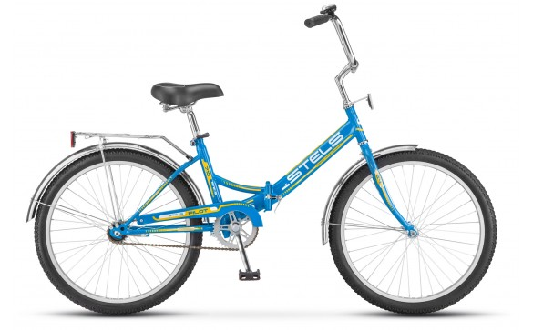 Складной велосипед Stels Pilot 710 24 Z010 (2017)