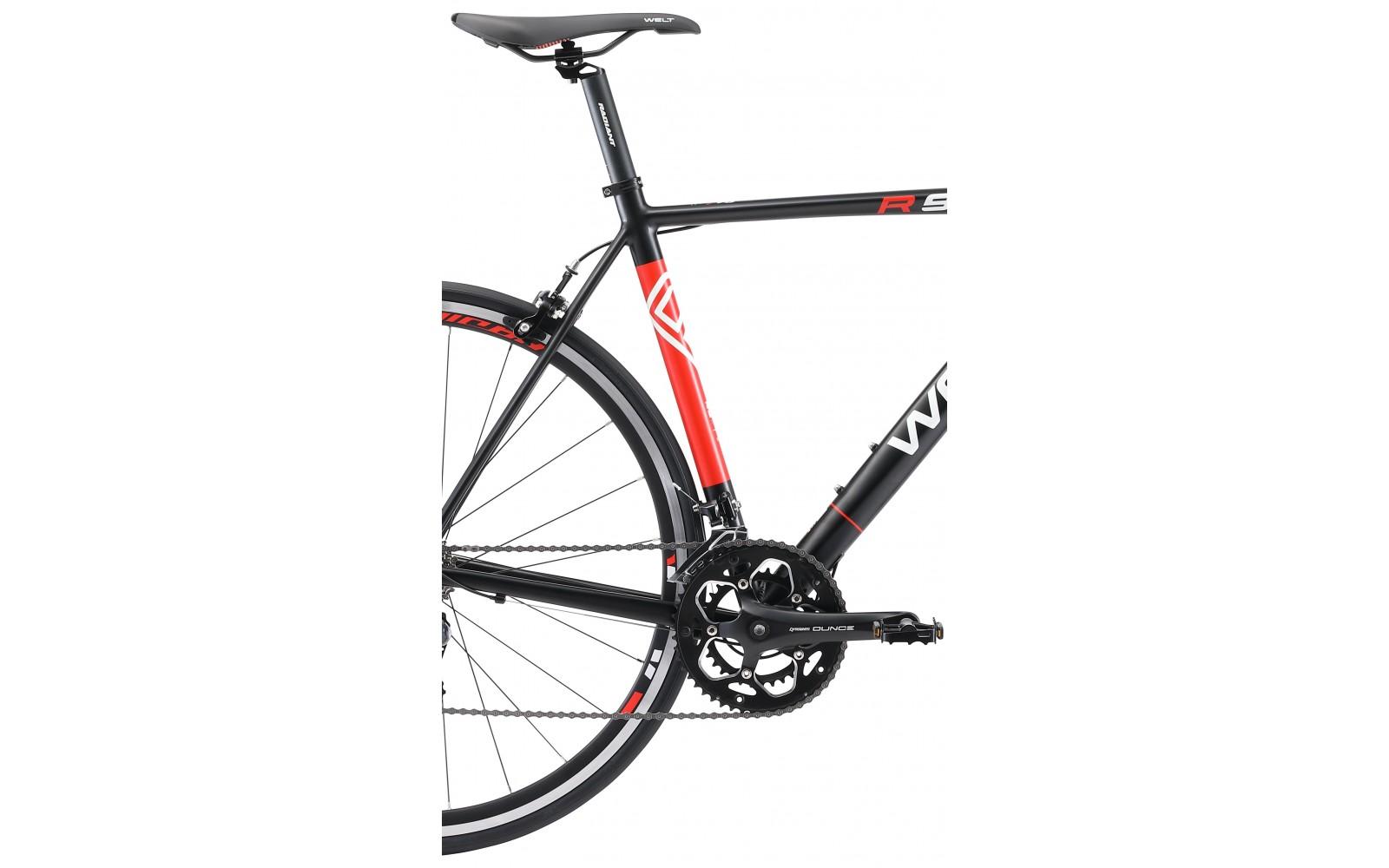 Шоссейный велосипед Welt R90 2019