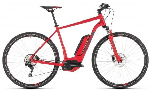 Электровелосипед Cube Cross Hybrid Pro 500 (2019)