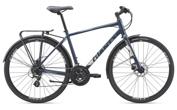 Городской велосипед Giant Escape 2 City Disc 2019