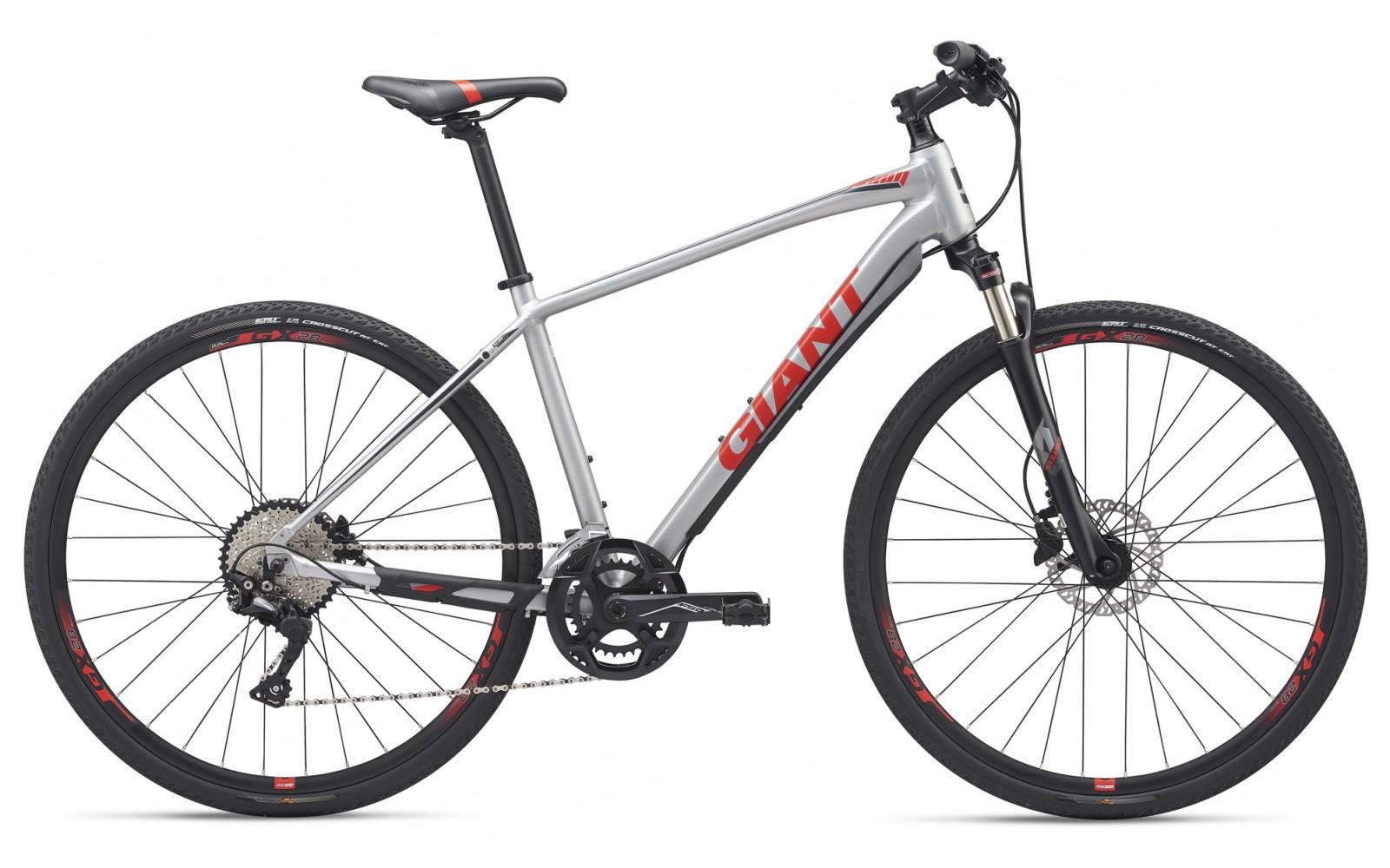 Городской велосипед Giant Roam 1 Disc 2019