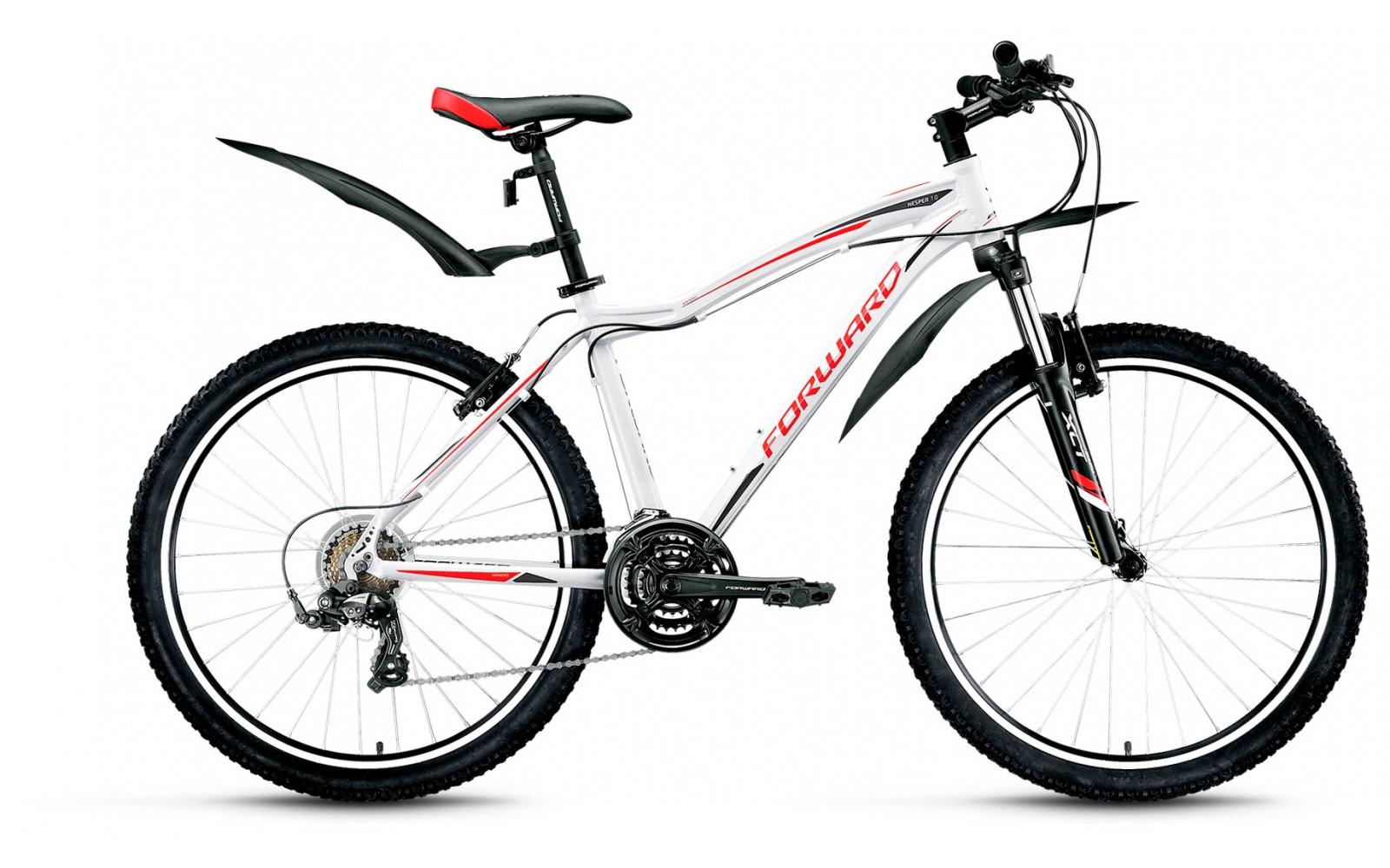 Горный велосипед Forward Hesper 1.0 (2017)