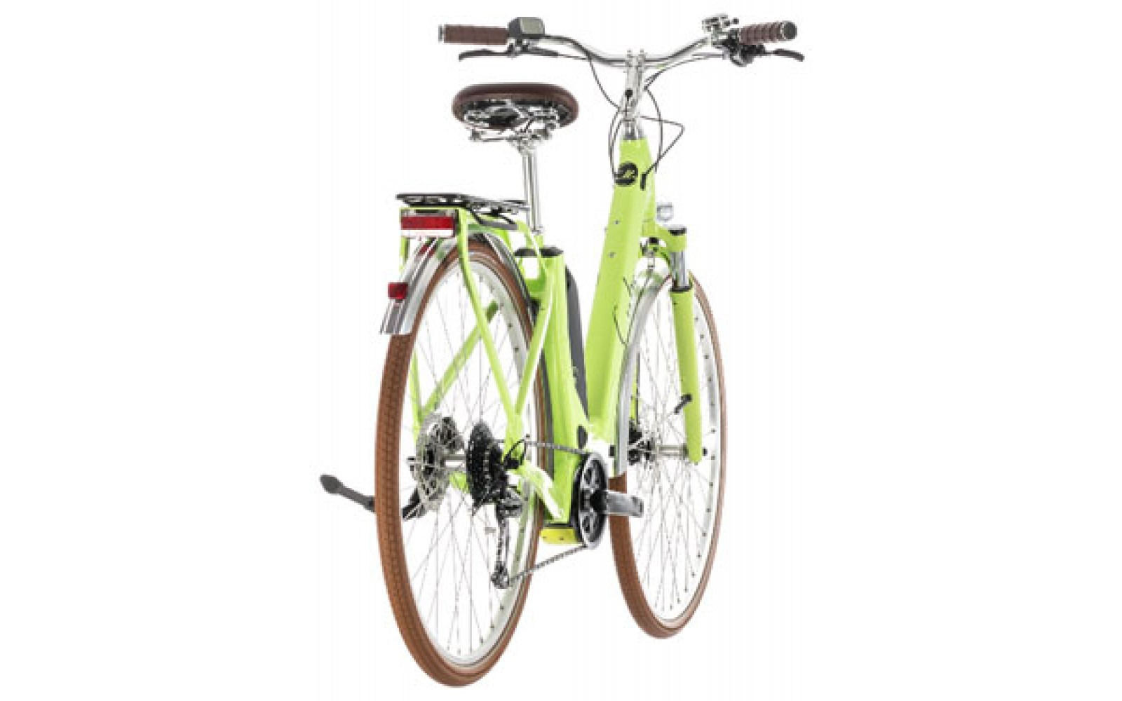 Электровелосипед Cube Elly Ride Hybrid 400 Easy Entry (2019)
