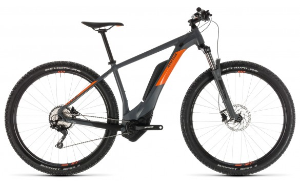 Электровелосипед Cube Reaction Hybrid Pro 400 27.5 (2019)