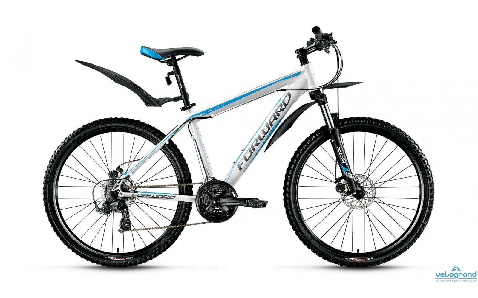 Горный велосипед Forward Next 2.0 disc (2016)