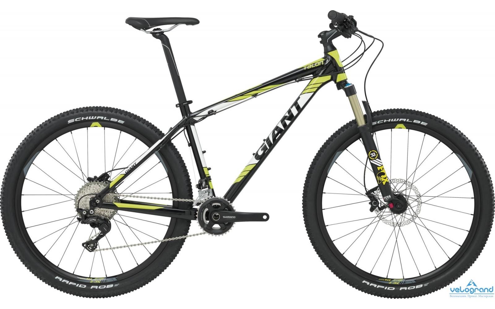 Горный велосипед Giant Talon 27.5 RC LTD (2016)