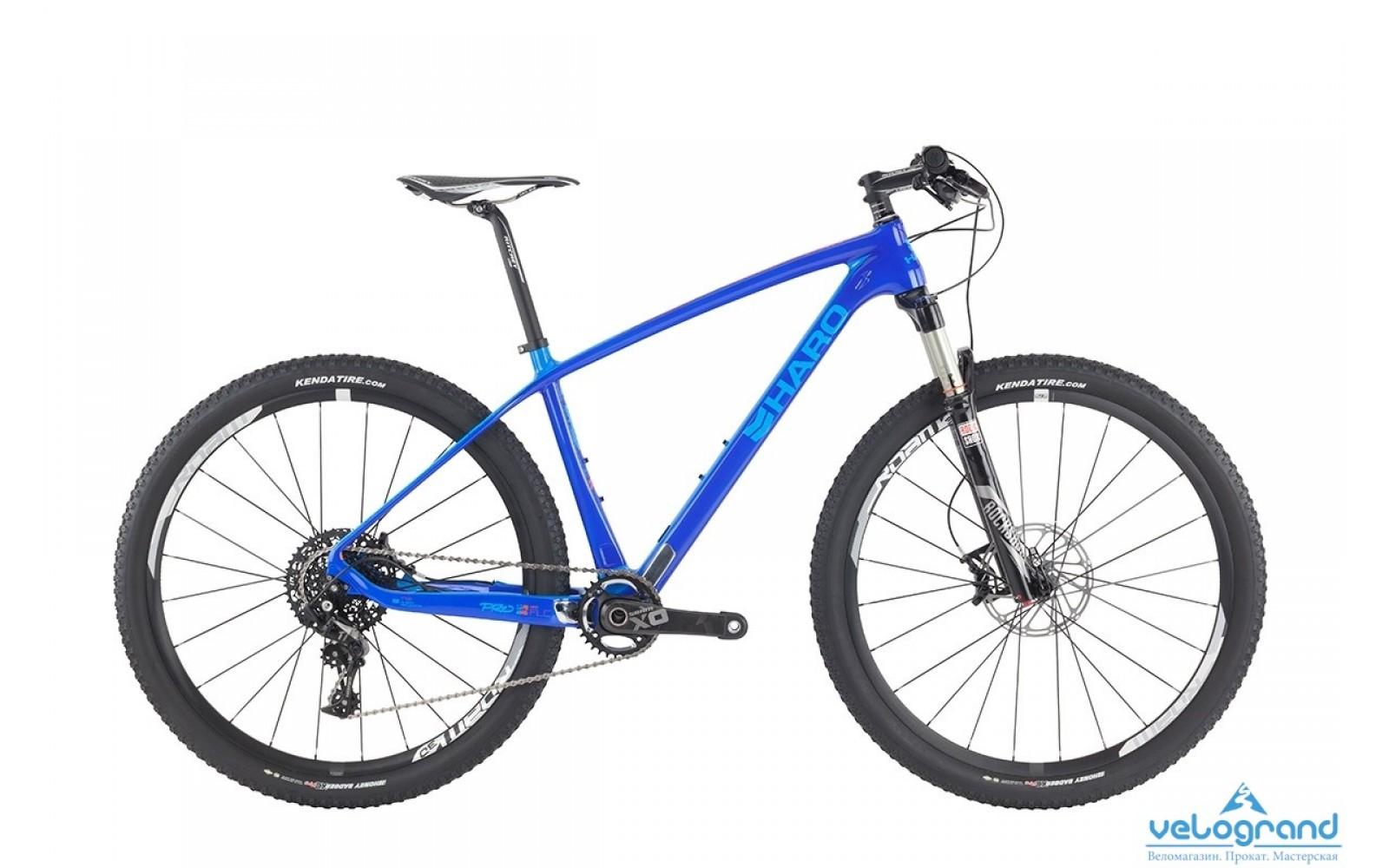 Горный велосипед Haro FLC 27.Five Pro (2016)