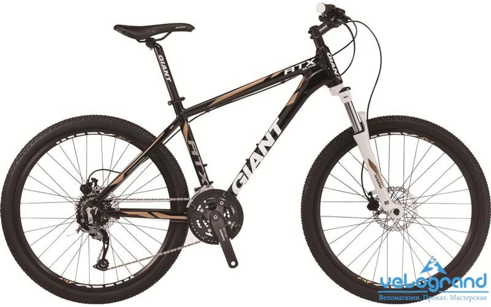 Горный велосипед Giant ATX ELITE (2016)