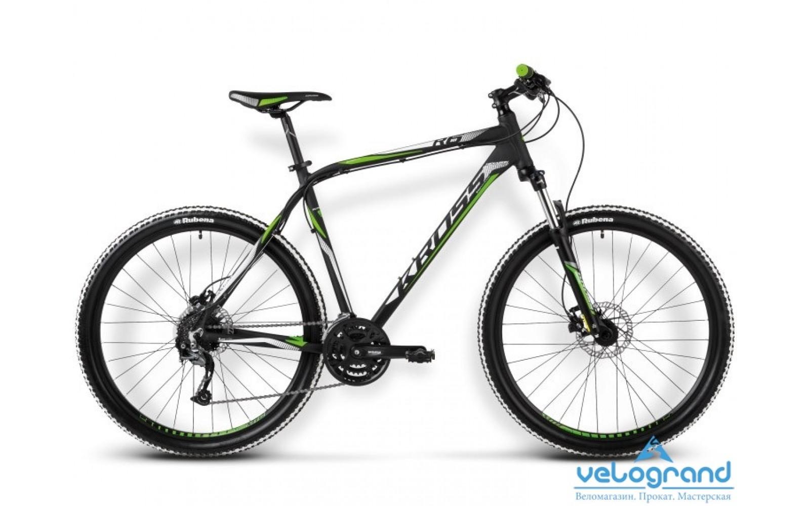 Горный велосипед Kross Hexagon R6 (2015)