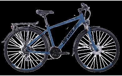Городской велосипед Dewolf Asphalt 3 (2017)