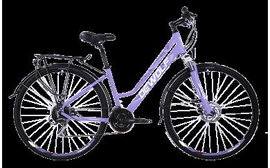 Городской велосипед Dewolf Asphalt F3 (2017)