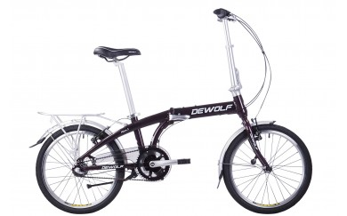 Складной велосипед DEWOLF Micro 3 (2016)