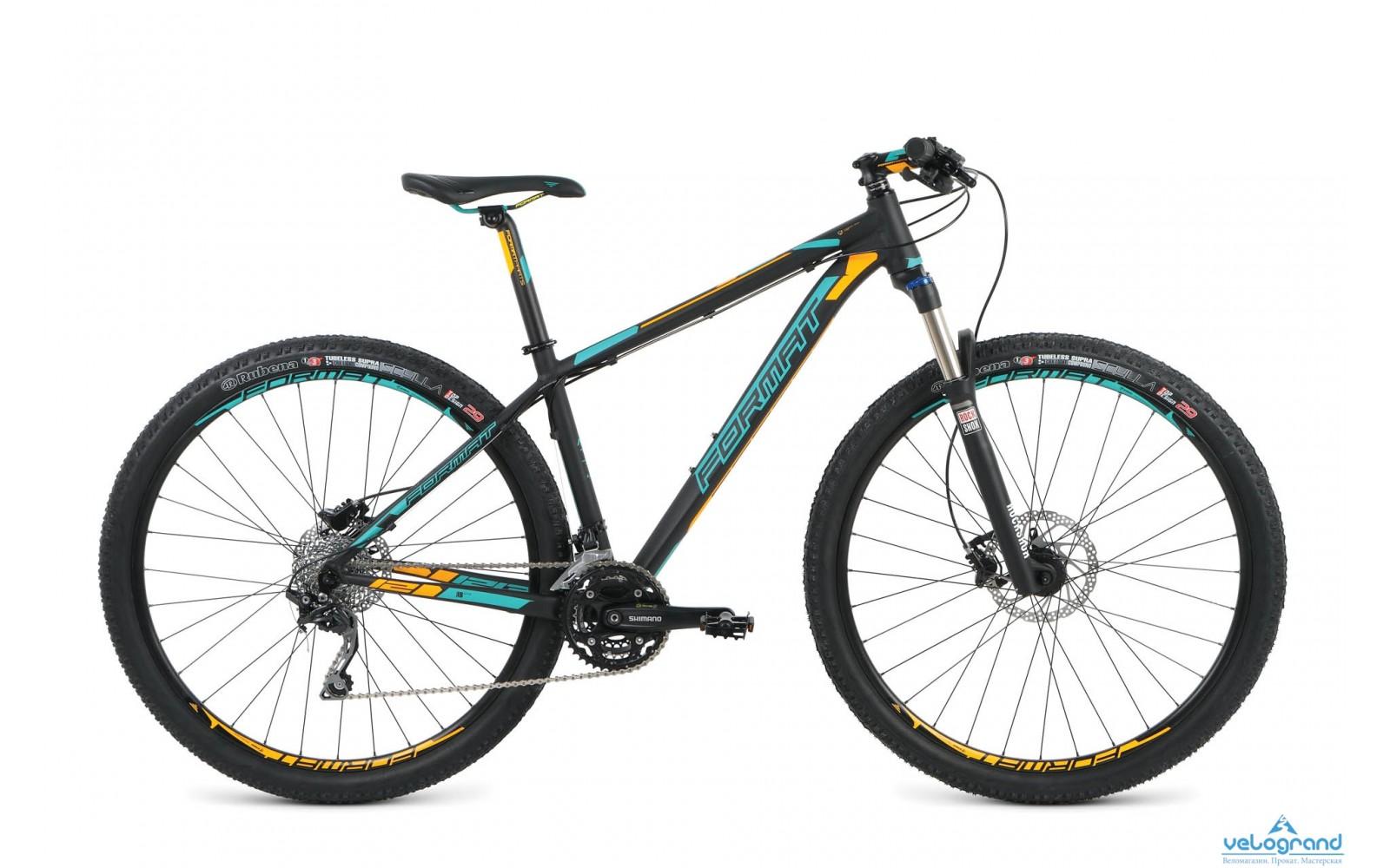 Горный велосипед Format 1213 29 (2016)