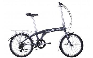 Складной велосипед DEWOLF Micro 2 (2016)