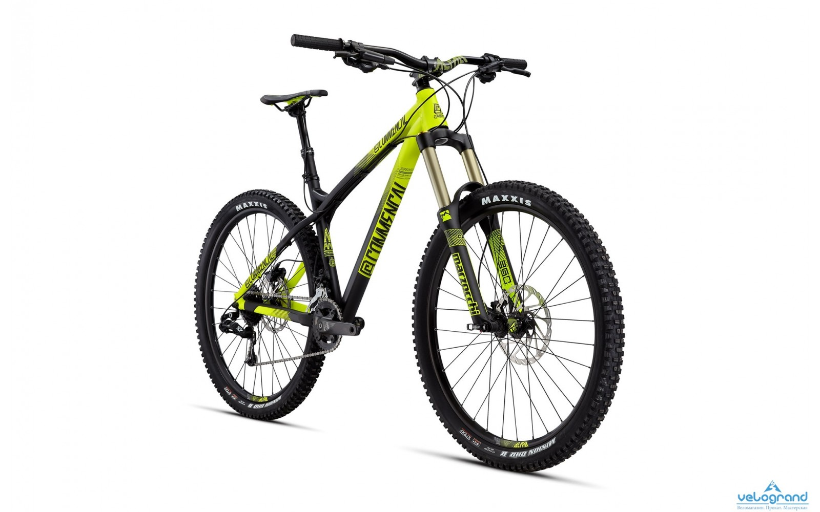 Горный велосипед Commencal Meta HT AM Essential Marzocchi 650B (2016)