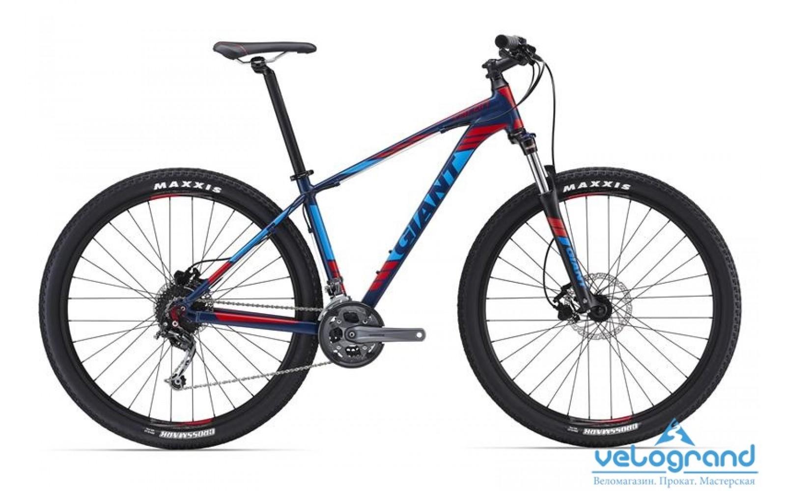 Горный велосипед Giant Talon 29er 2 (2016)