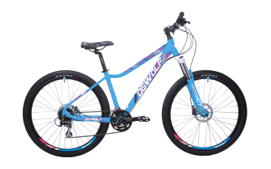 Горный велосипед Dewolf TRX 55 (2017)