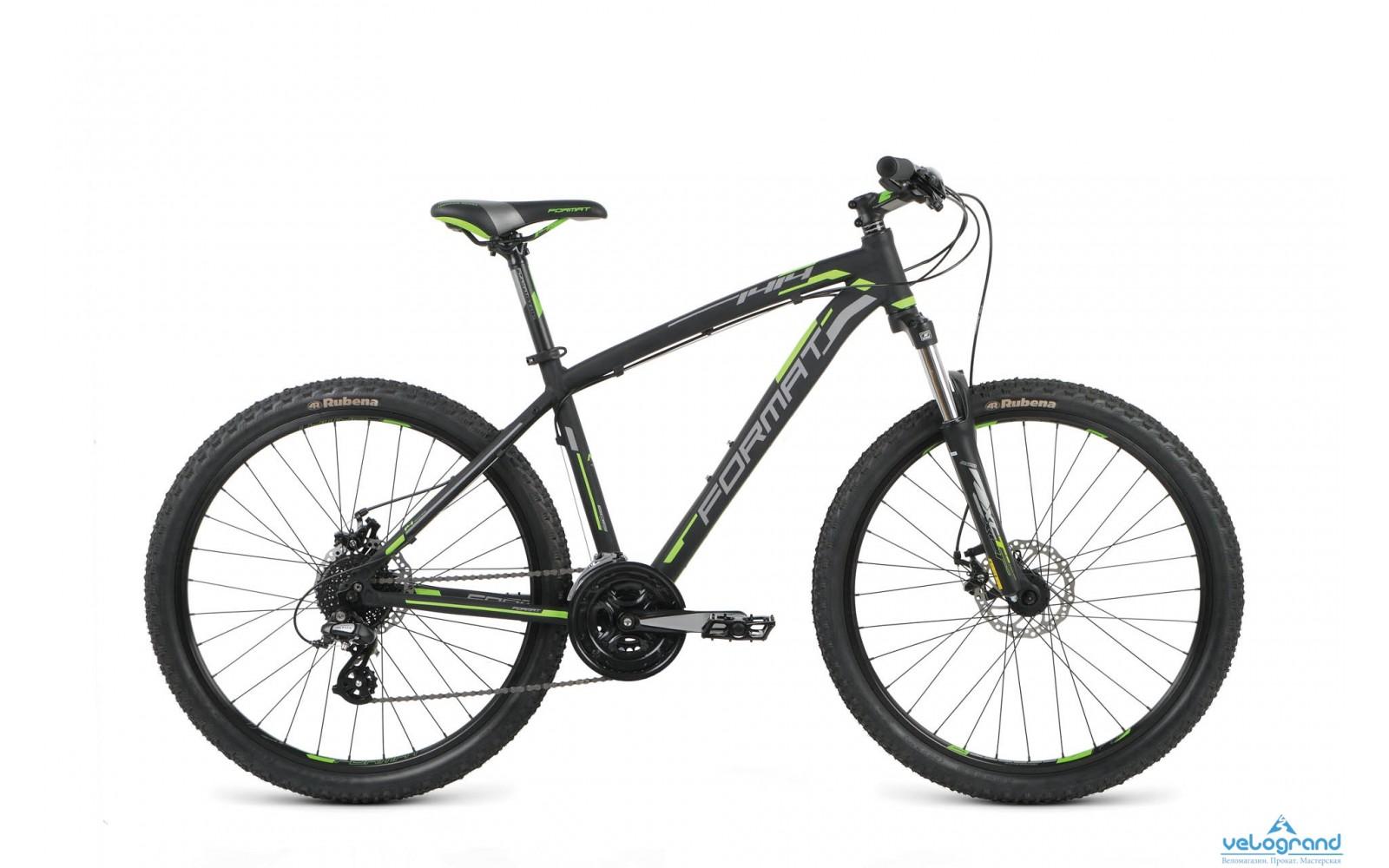 Горный велосипед Format 1414 26 (2016)