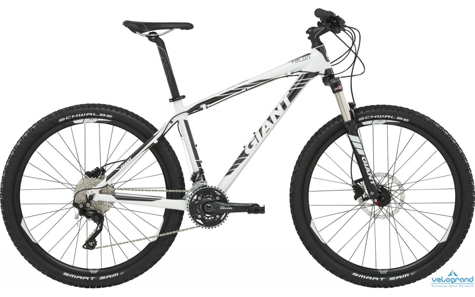 Горный велосипед Giant Talon 27.5 1 LTD (2016)