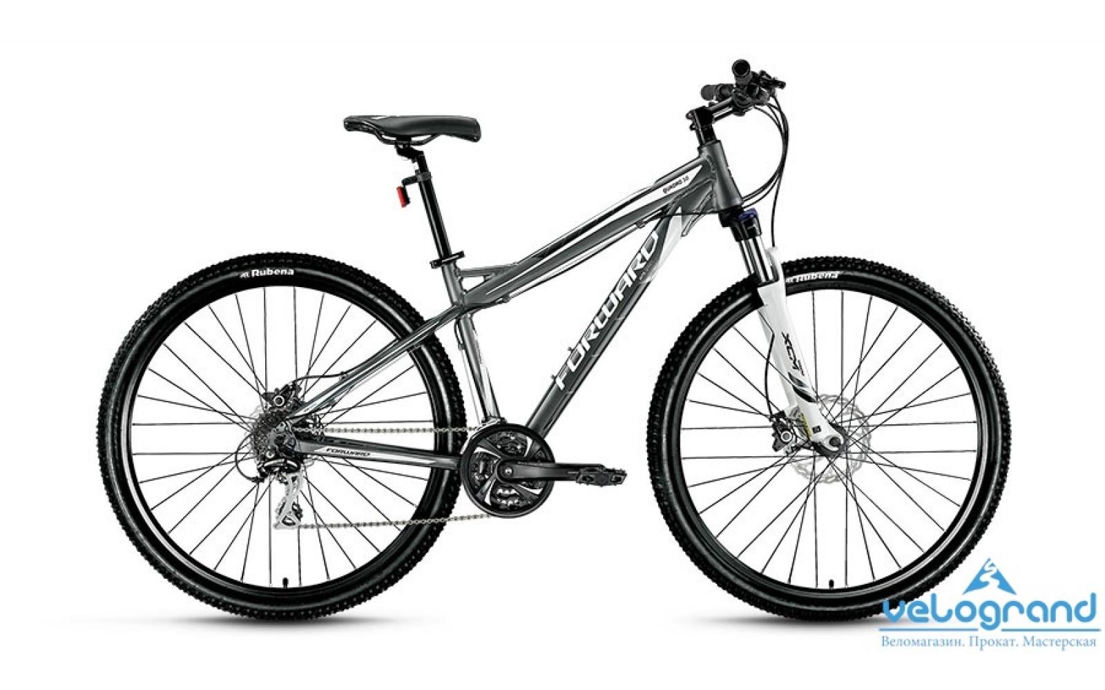 Горный велосипед Forward Quadro 29 3.0 disc (2016)