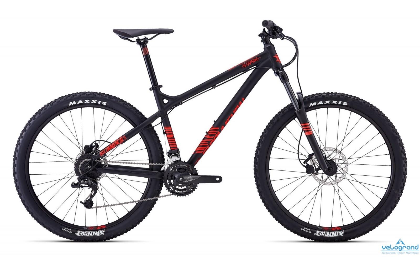 Горный велосипед Commencal El Camino 650B (2016)