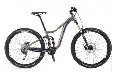 Велосипед двухподвес Giant Intrigue 27.5 2 (2014)