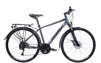 Городской велосипед DEWOLF Asphalt 2 (2016)