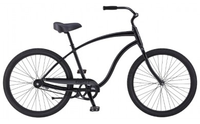 Велосипед круизер Giant Simple Single (2014)