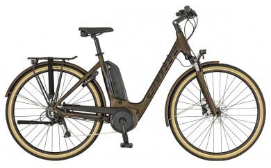 Электровелосипед Scott Sub Active eRide Unisex seat t. 2019