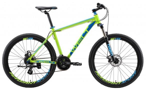 Горный велосипед Welt Ridge 2.0 D 2019