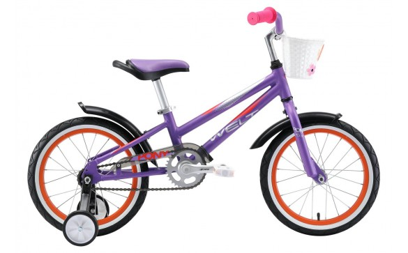 Велосипед WELT Pony 16 (2021)