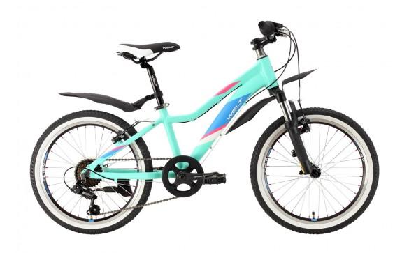 """Подростковый велосипед WELT Edelweiss 20"""" (2021)"""