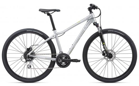 Женский велосипед Giant Rove 3 DD Disc 2020