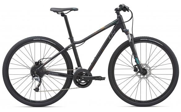 Женский велосипед Giant Rove 2 DD Disc 2020