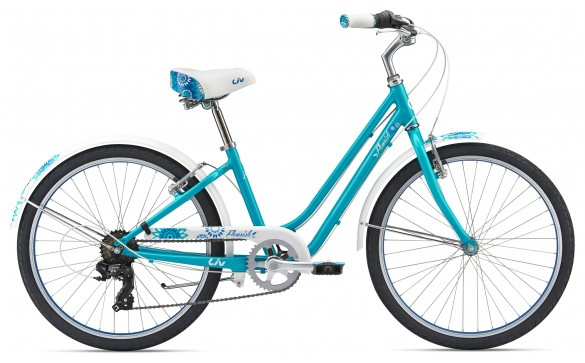 Подростковый велосипед Giant Flourish 24 2019
