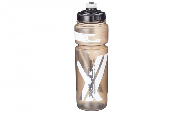 Фляга для велосипеда XLC WB-K03, 750 ml, transparent/black