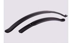 Крылья для колес велосипедные sw-668 f/r