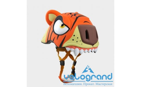 Защитный шлем тигр