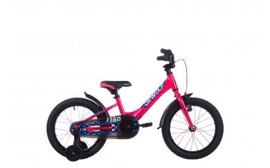 Детский велосипед Dewolf J160 GIRL (2018)