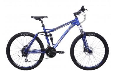 Велосипед двухподвес DEWOLF COVAX 2 (2016)