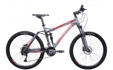 Велосипед двухподвес DEWOLF COVAX 1 (2016)