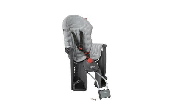 заднее детское кресло для велосипеда Hamax Siesta Premium w/Lockable Bracke (2017)